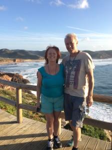 Portugal Yogaresor Christina och Richard
