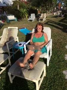 Skriver Nyhetsbrev och blogg i Cocoa Beach Florida