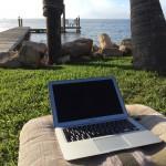Mitt kontor Cocoa Beach, Florida