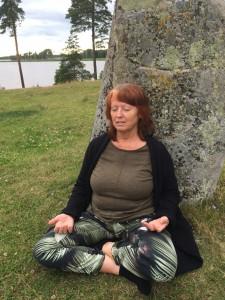 Meditation i Naturen